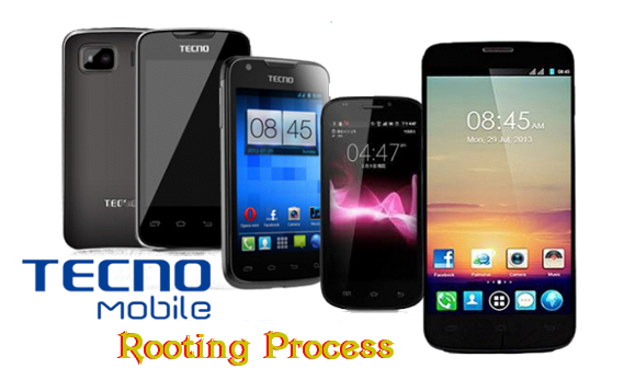 Steps By Steps On How To Root All Tecno Android Phones Without Or